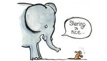 sharing is nice