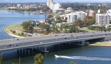 Narrows Bridge, South Perth