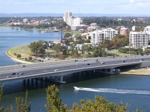 Narrows Bridge, South Perth